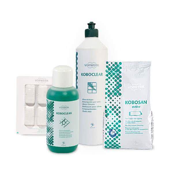 フォアベルクのオリジナル洗剤とケア製品