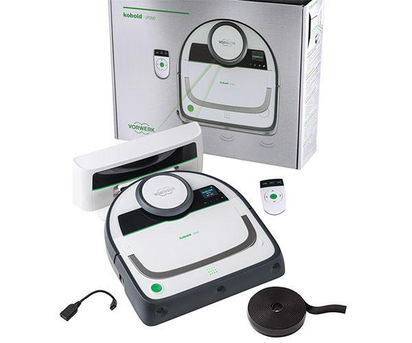 ロボット掃除機 コーボルトVR200 全国レンタル申し込み