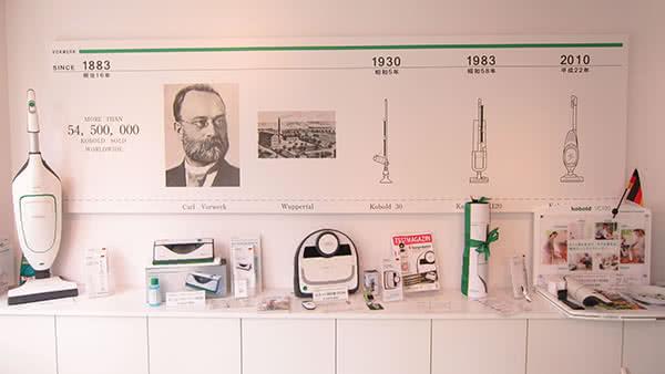 フォアベルクの歴史