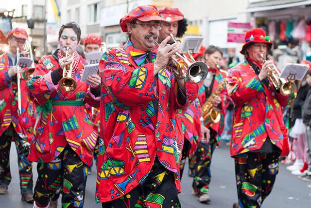 ドイツ語講座 第96回:Karneval(カーニバル)