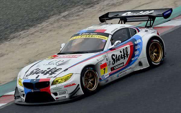 BMWレーシングカー
