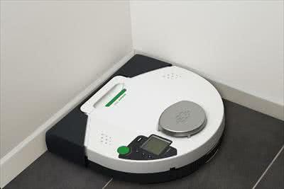 ロボット掃除機の写真