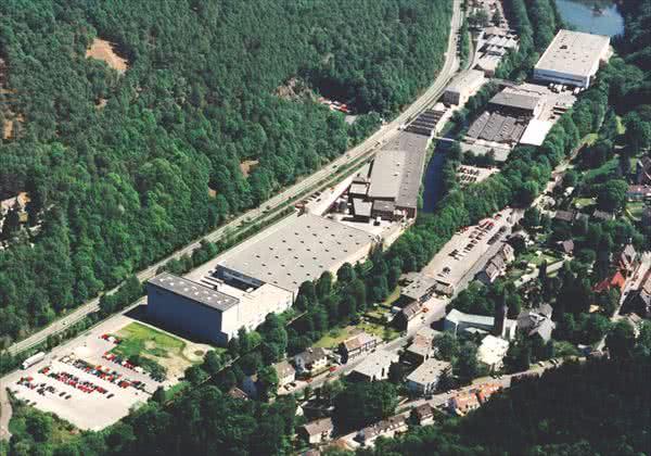 ヴッパータール工場