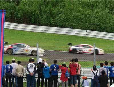 GT300第4戦|菅生