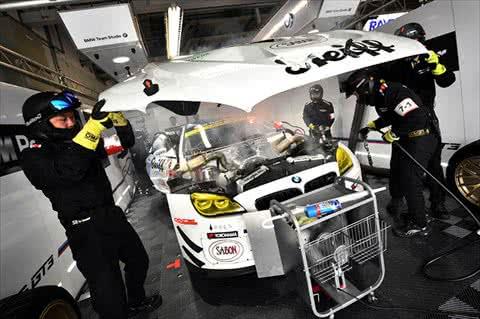 GT300第6戦 鈴鹿