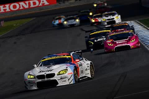 GT300第7戦|ブリーラム ユナイテッド インターナショナル サーキット