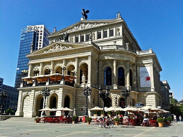 ドイツ語講座第121回:Alte Oper(アルトオーパー)